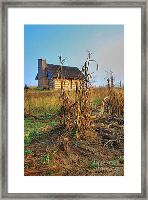 Way Back When Framed Print by Robert Pearson