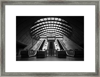 Way Out Framed Print by Ivo Kerssemakers