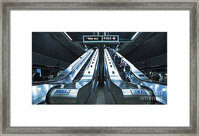 Way Out Framed Print by Svetlana Sewell