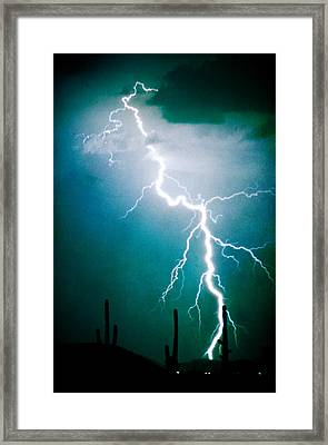 Way To Close For Comfort Framed Print by James BO  Insogna