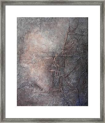 Wayfinder Framed Print