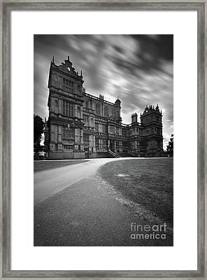 Wayne Manor 1.0 Framed Print