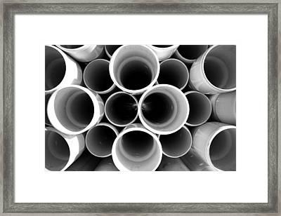 Ways Framed Print by Kevin Brett