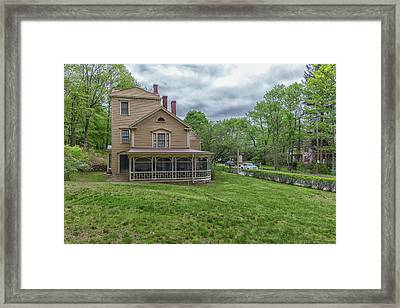 Wayside Framed Print by Brian MacLean