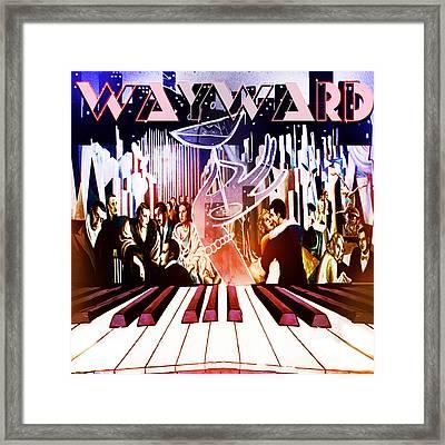 Wayward Framed Print