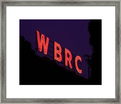 Wbrc Framed Print