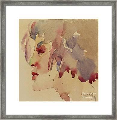 Wcp 1702 A Dancing Fool Framed Print