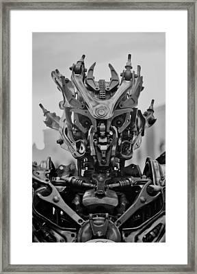 Wd 40 Framed Print