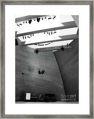 Wdch No6 Framed Print by Mic DBernardo