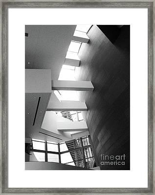 Wdch No8 Framed Print by Mic DBernardo
