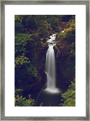 We Almost Had It All Framed Print