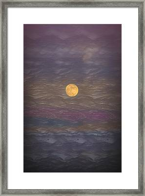 We Are Not In Kansas Anymore Framed Print by Angela A Stanton