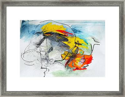 We Are One Framed Print