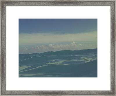 Framed Print featuring the photograph We Are One by Laurie Search