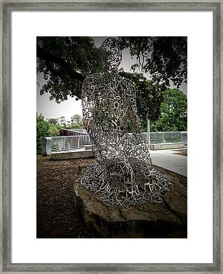 We Are One Framed Print by Clay Kirby