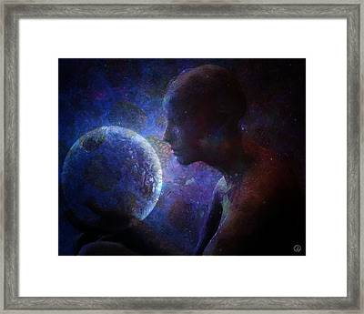 We Are Responsible Framed Print