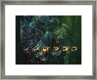 We Are Star Dust #1 Framed Print