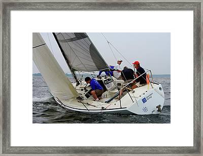 We Be Sailors Framed Print
