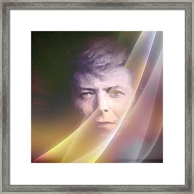 We Love You David Framed Print