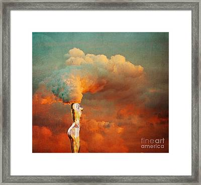 We Framed Print