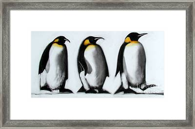 We Three Kings Framed Print by Paul Powis