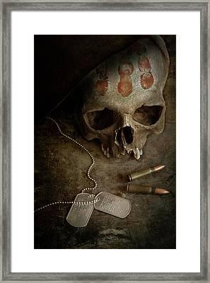 We Were Soldiers I Framed Print by Jaroslaw Blaminsky