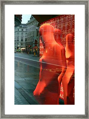 We Will Take Over One Day Framed Print by Jez C Self
