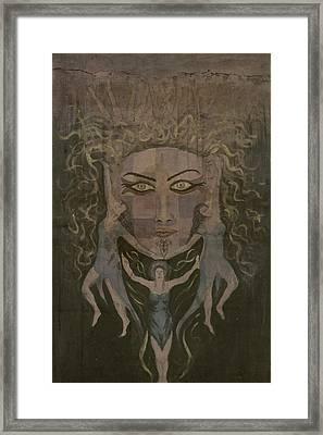We Women Framed Print by Furqi Faiq