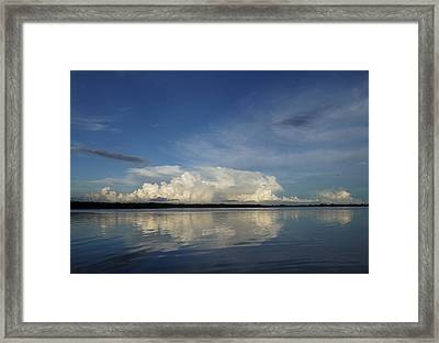 Weather From Tampa Bay 871 Framed Print