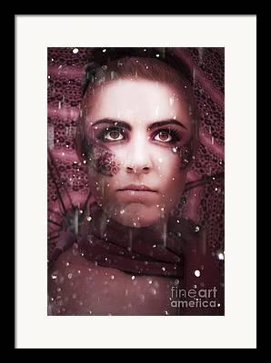 Oppressive Framed Prints
