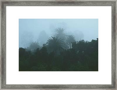 Weatherspeak Framed Print