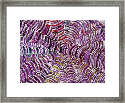 Web Framed Print by Biagio Civale