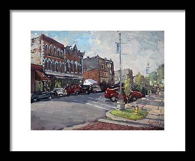 Tonawanda Framed Prints