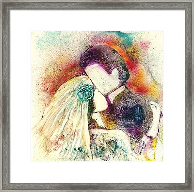 Wedding Day Framed Print