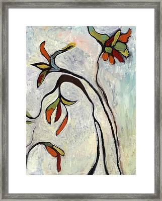 Weeds2 Framed Print