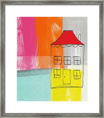 Weekend Escape Framed Print