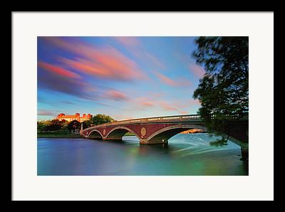 Harvard University Framed Prints