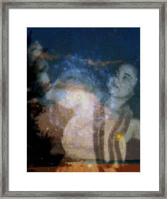 Wehewehe Moeuhane Framed Print by Kenneth Grzesik