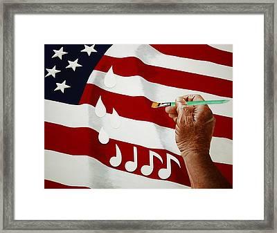 Welcome Home Framed Print by Bill Hughey