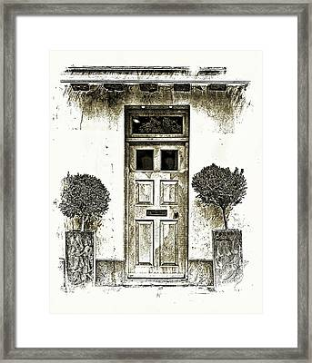 Welcome Home Framed Print by Tom Gowanlock