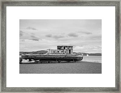 Welcome IIi Framed Print by HW Kateley