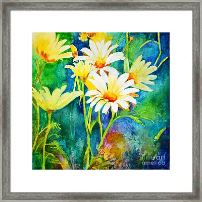 Welcome Spring #2 Framed Print by Betty M M   Wong