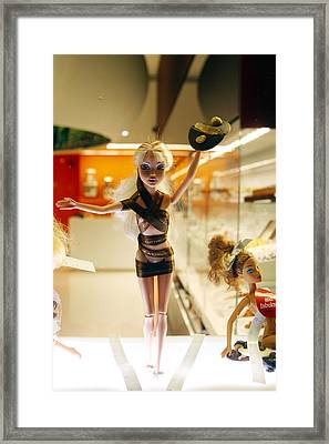 Welcome To My Small World Framed Print by Jez C Self