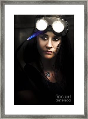 Welding Framed Print by Jorgo Photography - Wall Art Gallery