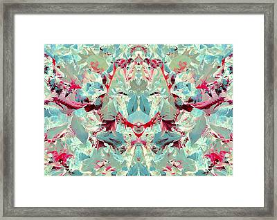 Well Being Framed Print