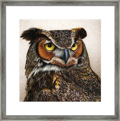 Well...  Framed Print by Pat Erickson