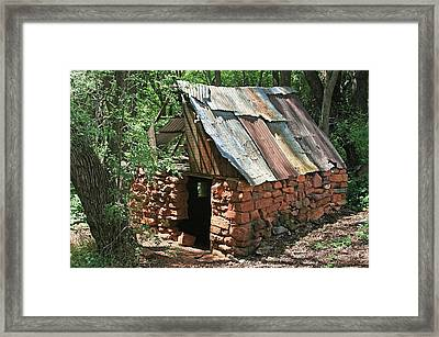 Well Ventilated Framed Print