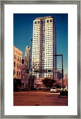 Wells Fargo Framed Print by Phillip Burrow