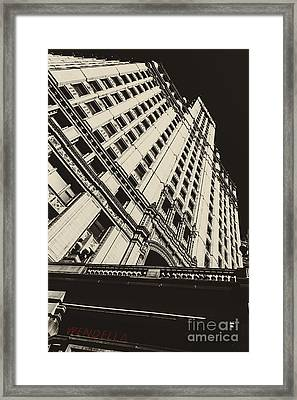 Wendella Framed Print by Andrew Paranavitana