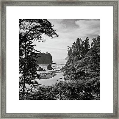 West Coast Framed Print by Sbk_20d Pictures